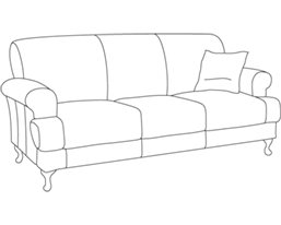 Sofas Classic Collection